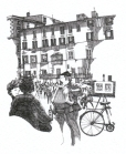 Piazza Navona street musician 2