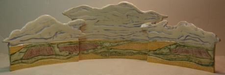 triptych field 2