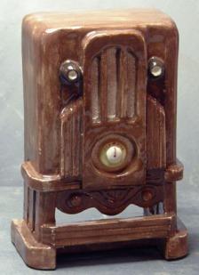 Console radio